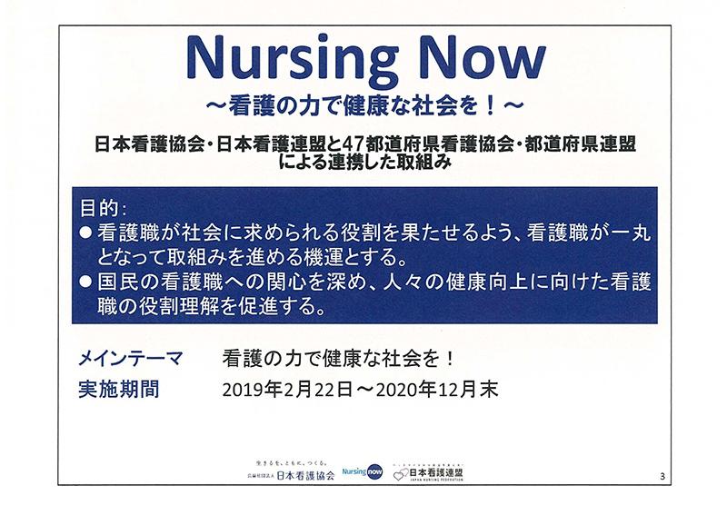 03_20190618日看協会見「資料4」Nursing Now