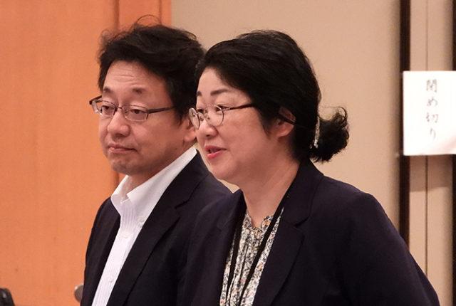 厚労省保険局医療課・森光敬子課長_20190710中医協総会