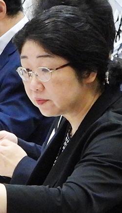厚労省保険局医療課・森光敬子課長_20190626中医協総会