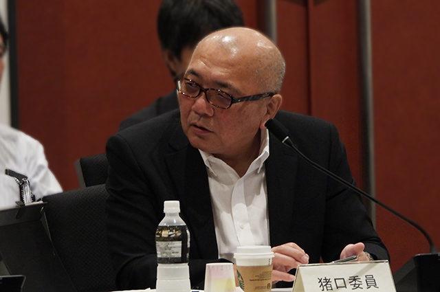 猪口雄二委員(全日本病院協会会長)_20190717中医協総会