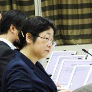 厚労省保険局医療課・森光敬子課長_20190918中医協総会