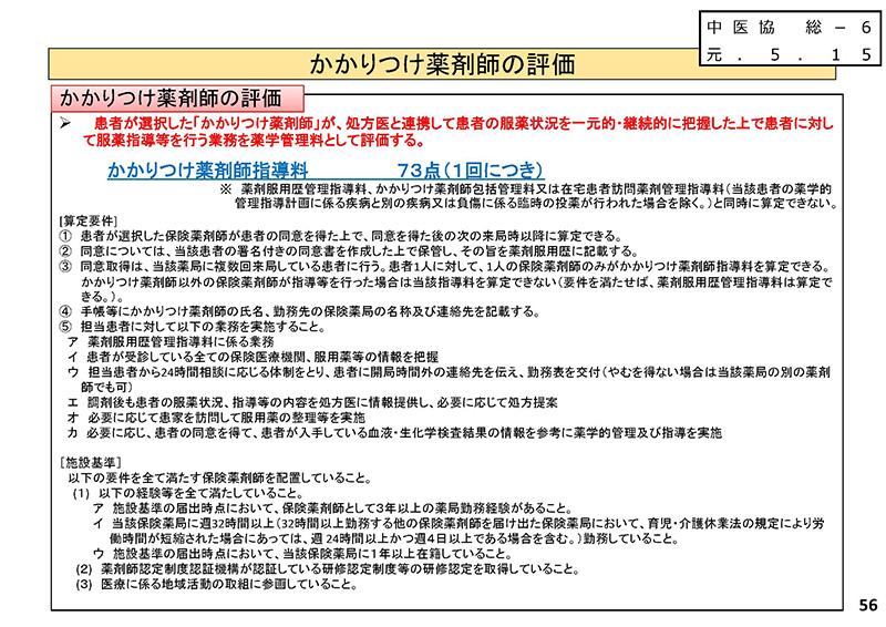56_【中医協総会】個別事項(その1)_20190918