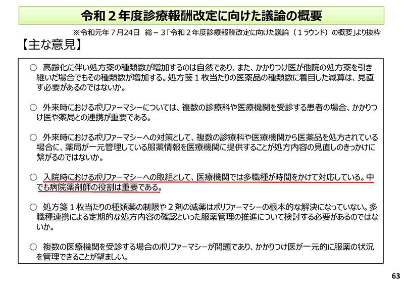 63_【中医協総会】個別事項(その1)_20190918