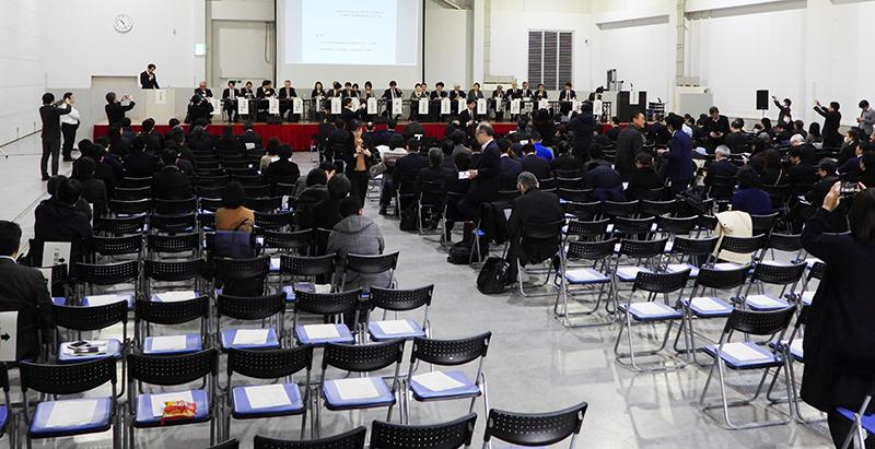 空席だらけの公聴会_第447回中医協総会(2020年1月24日)