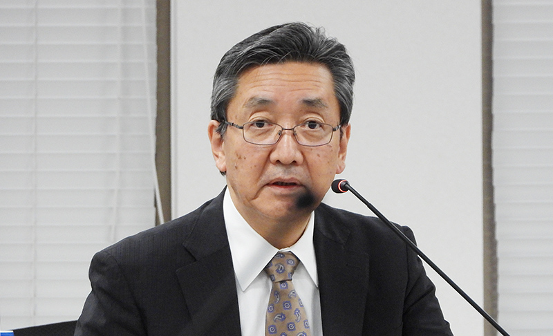 清田浩座長(日本化学療法学会理事長)_20200327_医療用医薬品の安定確保策に関する関係者会議