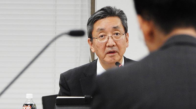 清田浩座長3(日本化学療法学会理事長)_20200327_医療用医薬品の安定確保策に関する関係者会議