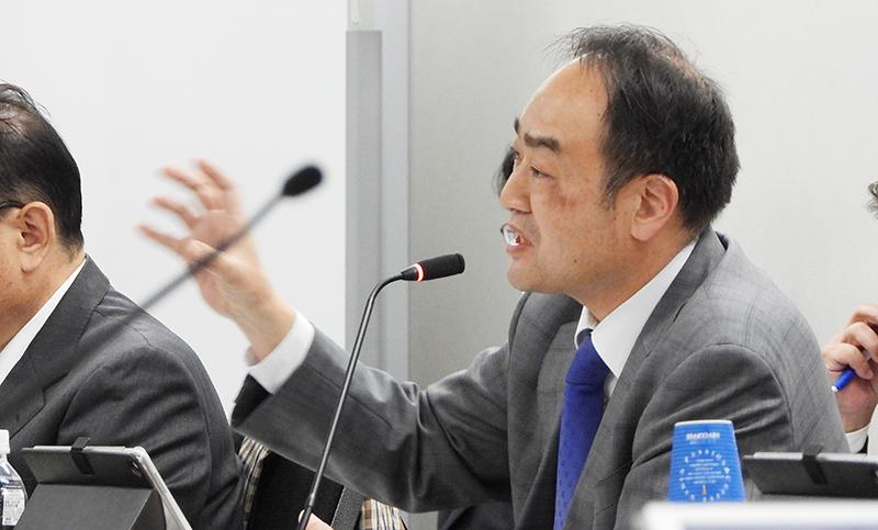 藤川伊知郎構成員(日本薬業貿易協会会長)_20200327_医療用医薬品の安定確保策に関する関係者会議