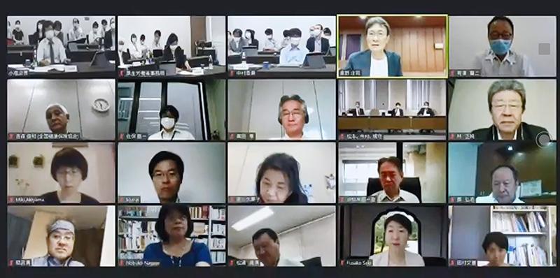 2020年7月22日の中医協総会