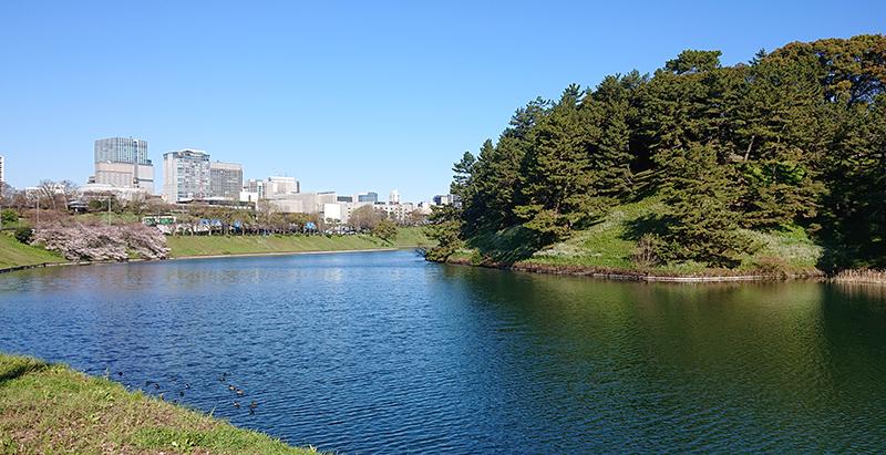 三宅坂_2020年3月25日