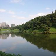 皇居のお堀_2019年9月26日