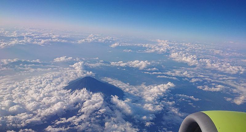 雲の上_2020年10月1日