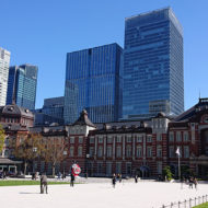 東京駅前_2020年11月5日