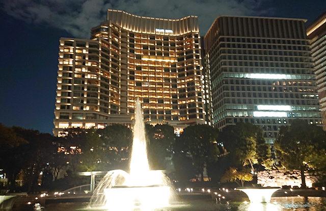 和田倉噴水公園_2020年11月11日