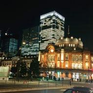 東京駅前_2020年12月17日