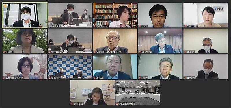 2021年5月12日_中医協基本問題小委員会(オンライン開催)