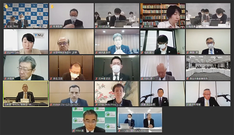 2021年5月12日_中医協薬価専門部会(オンライン開催)