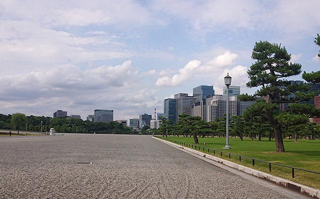 桜田門_2021年6月25日
