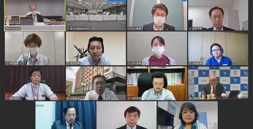 2021年6月16日の中医協入院分科会(オンライン開催)