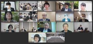 2021年6月23日の中医協基本問題小委員会(オンライン開催)