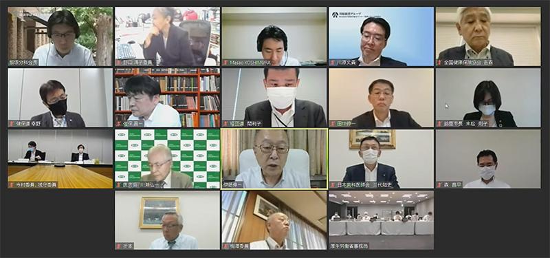 ★2021年8月4日の中医協・消費税分科会