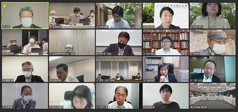 2021年8月4日の中医協総会