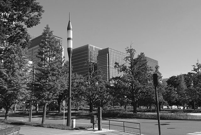 和田倉噴水公園前_2020年8月30日