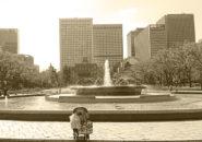 日比谷公園大噴水_2021年3月23日