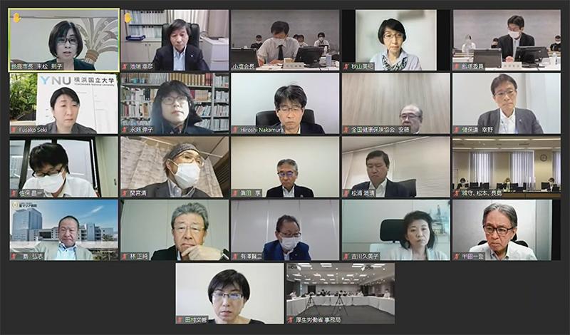 2021年9月15日の中医協総会